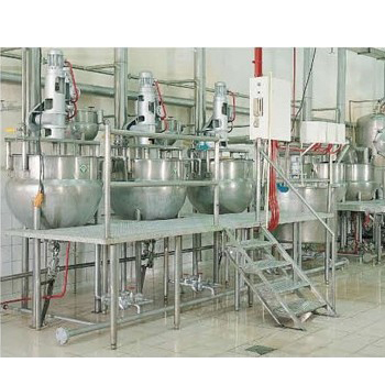 SY-VO Steam Heating Mixing Pot